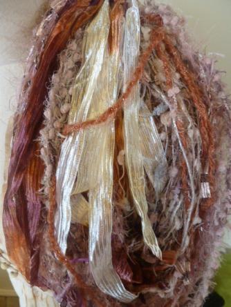 mixed media yarn